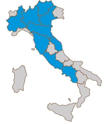 team 4.0 cartina italia ok